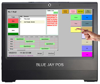 Blue Jay Salon POS
