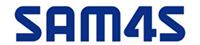 SAMS4S brand Logo