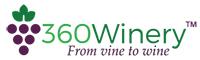 360Winery Brand Logo